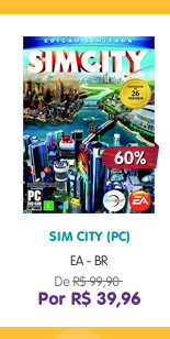 SIM CITY (PC)