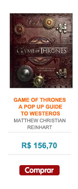 GAME OF THRONES - A POP-UP GUIDE TO WESTEROS