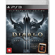 DIABLO III - ULTIMATE EVIL EDITION (PS3)